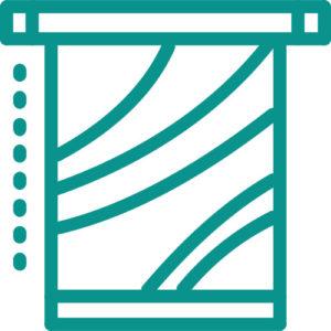 Рулонные шторы с фото-печатью